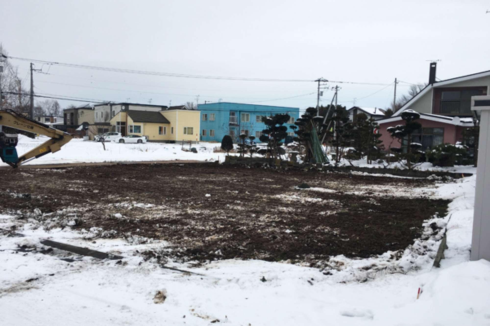12月15日 土地整備 -  -  -