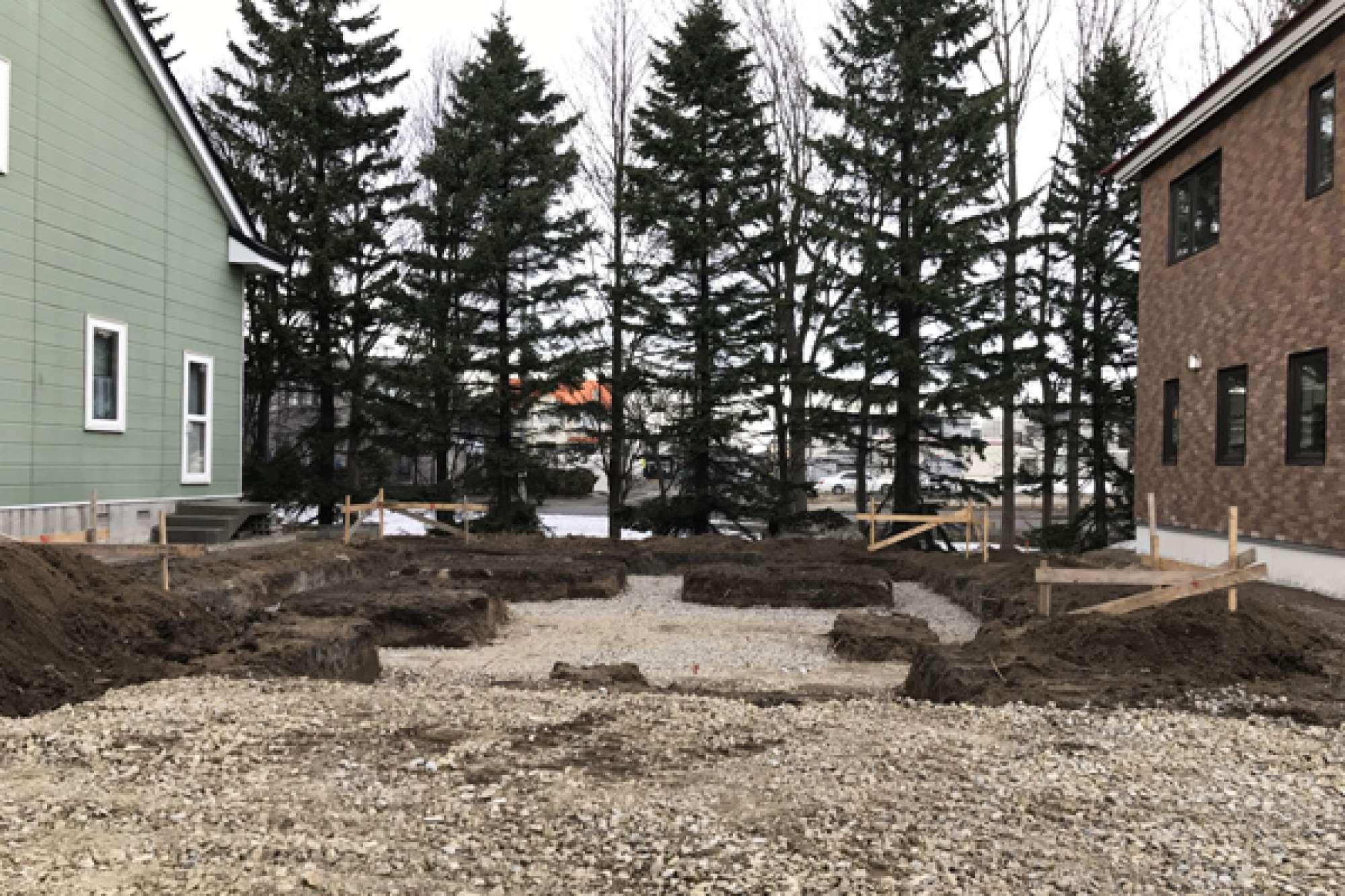 4月4日 根掘り -  -  -