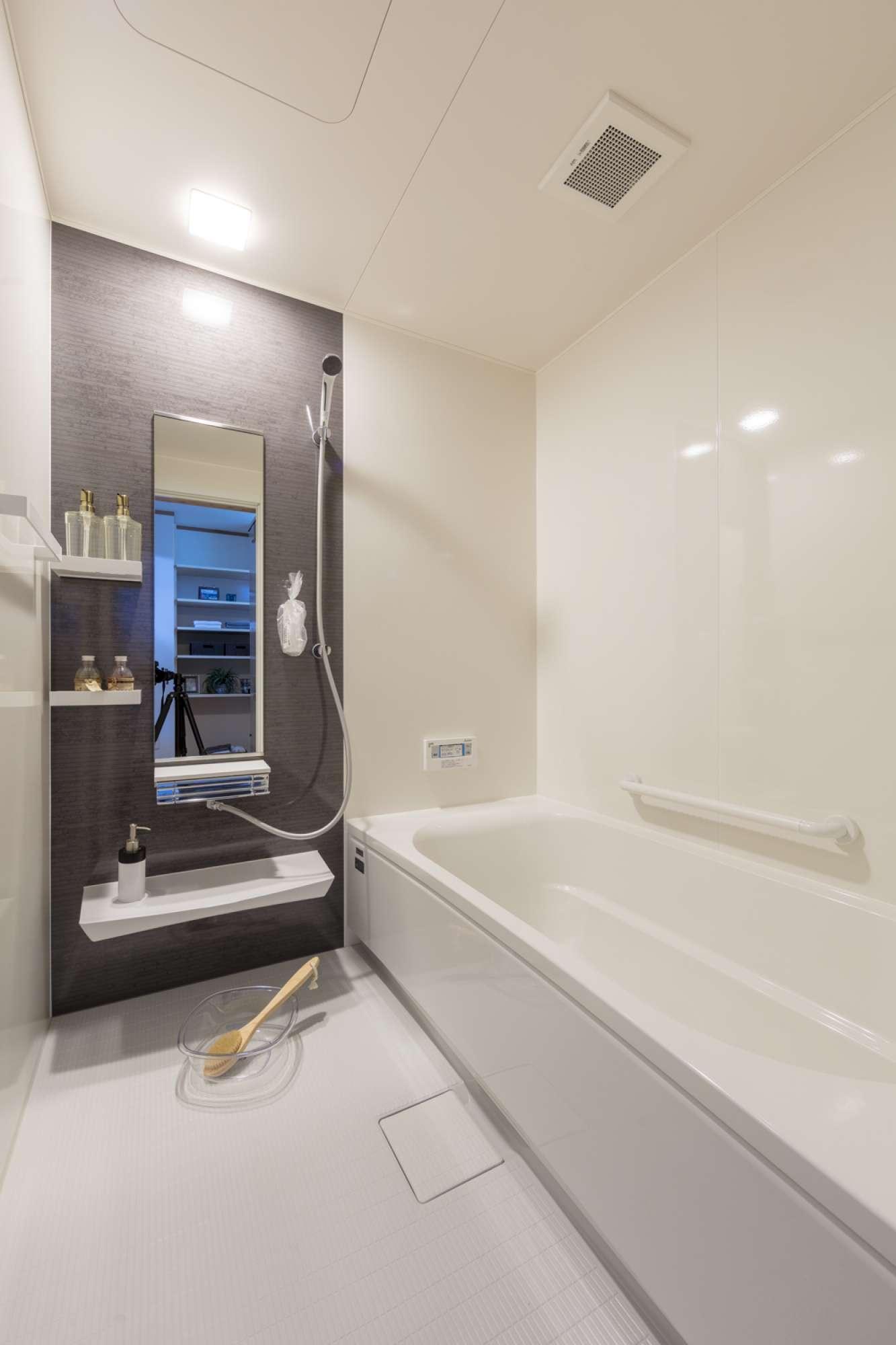 浴室 1坪 -  -  -