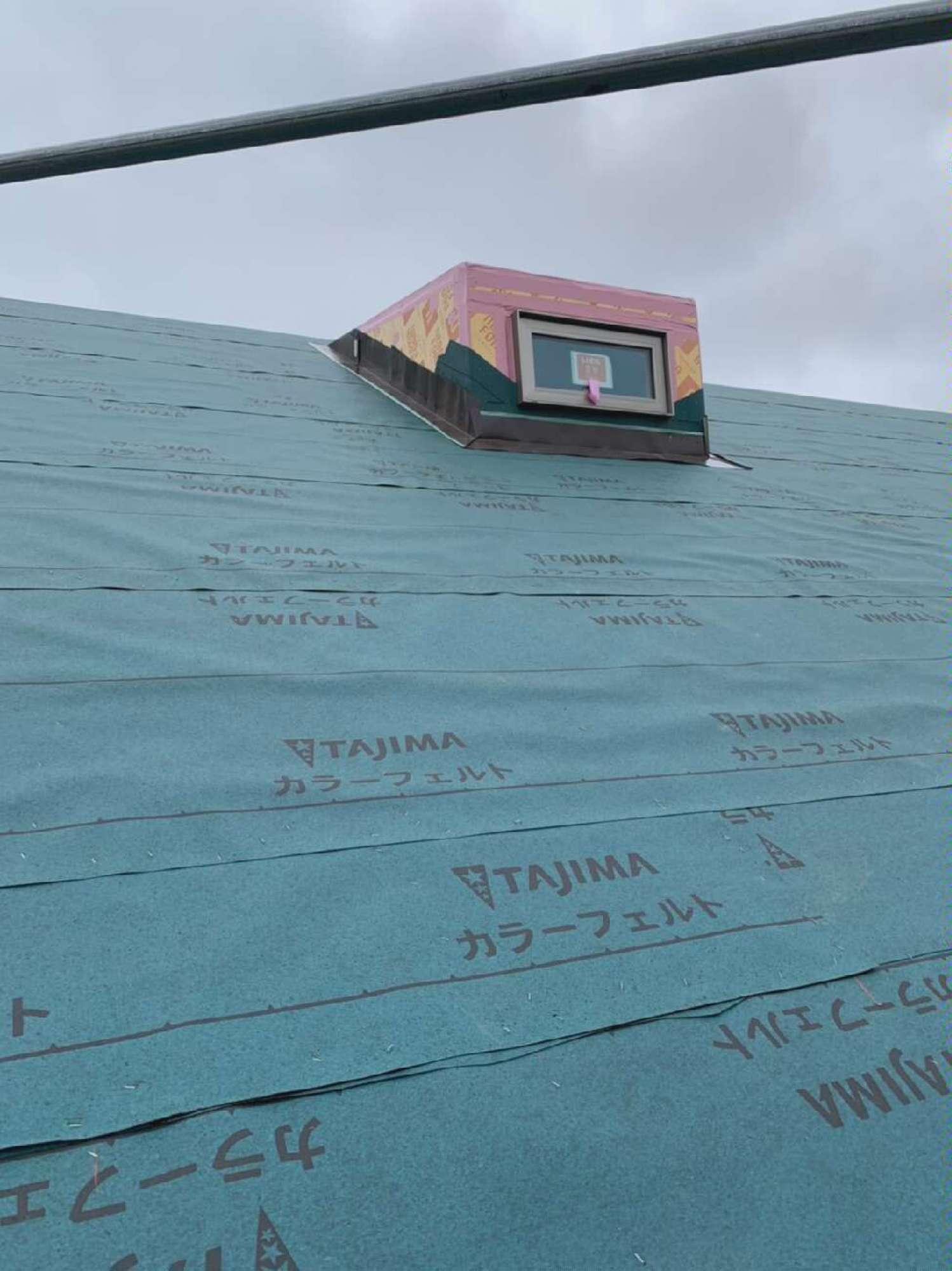 サッシ取付・屋根防水工事 -  -  -