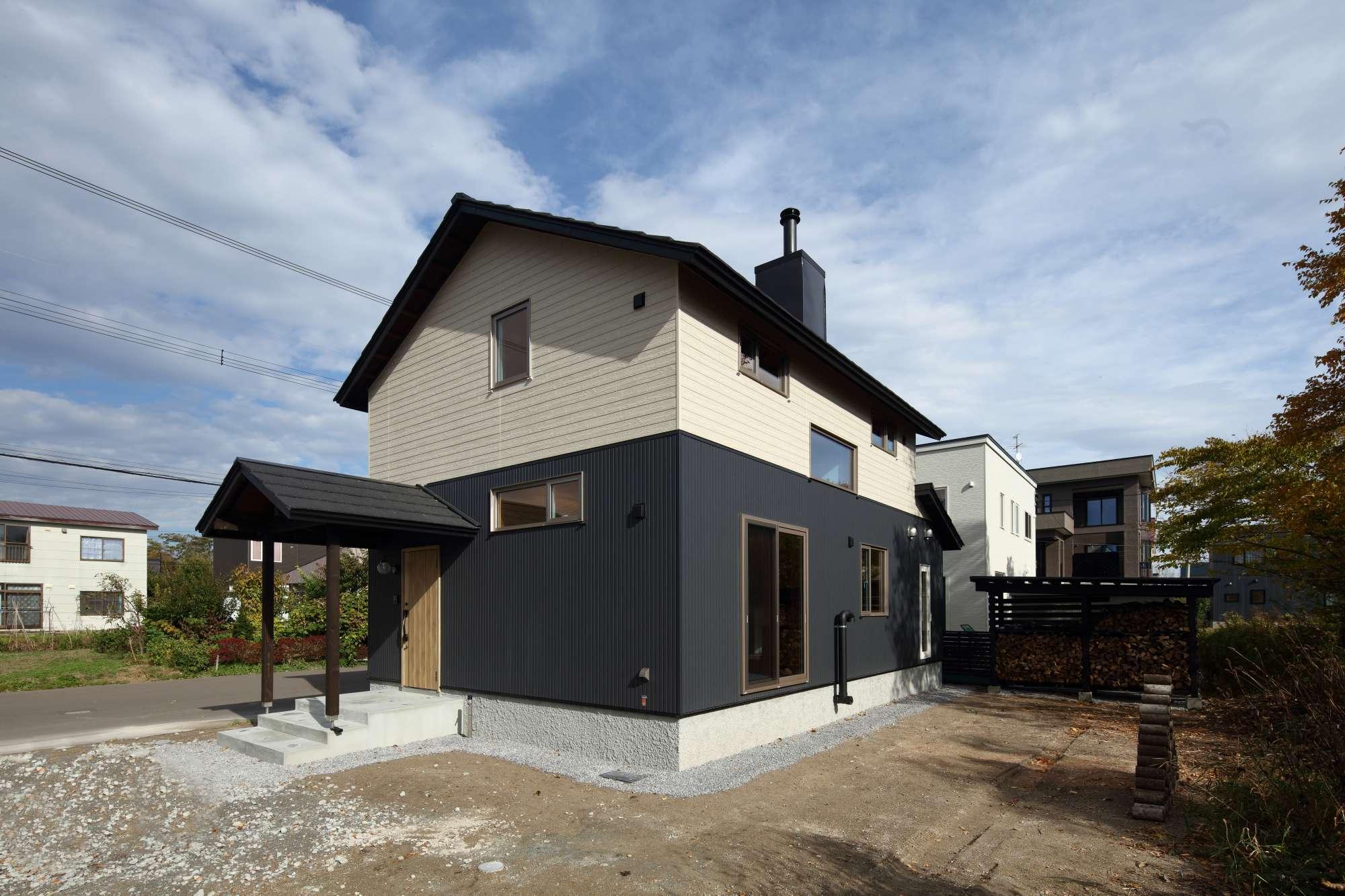 地産地消 木組みの家 -  -  -