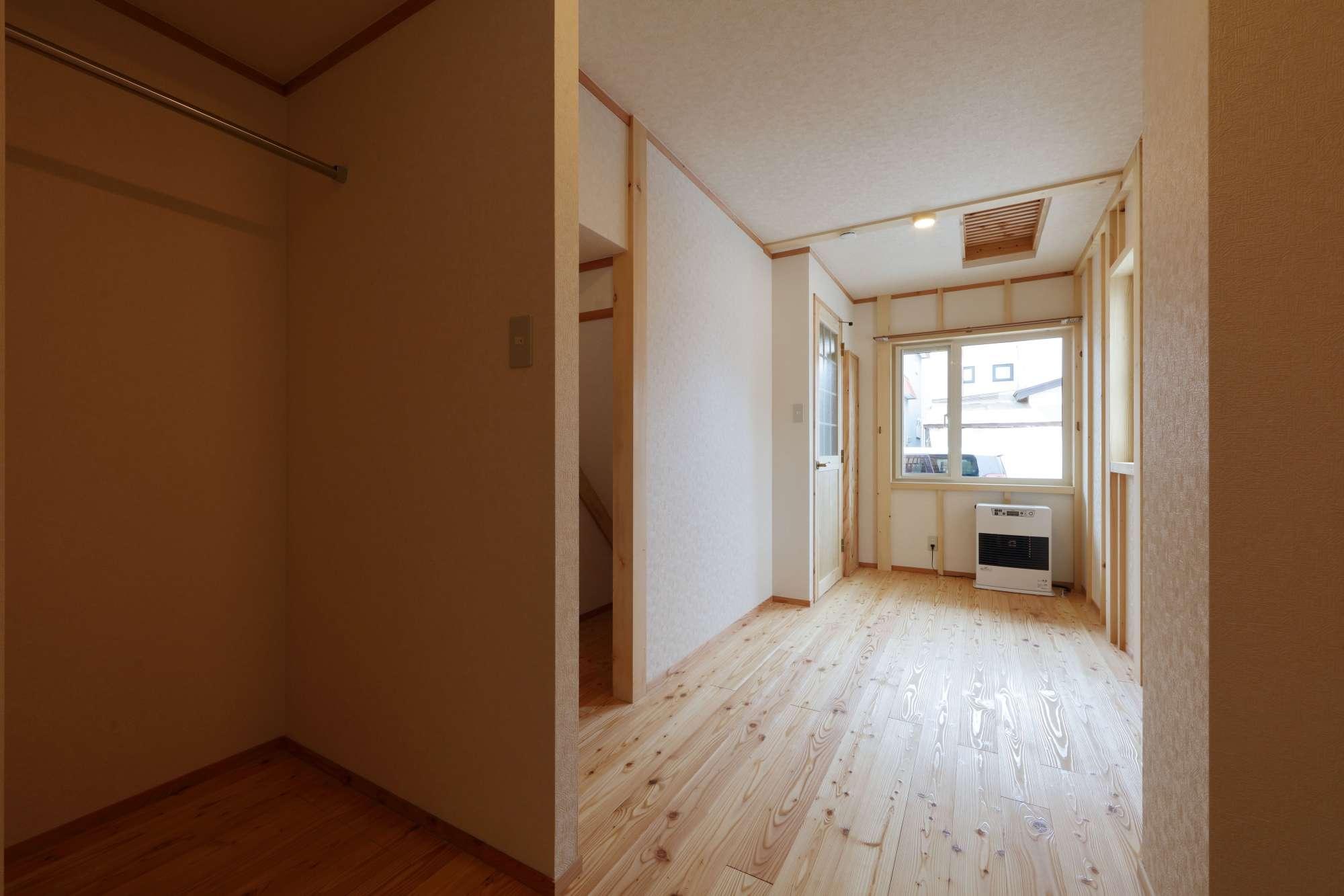 1階 洋室 収納完備 -  -  -