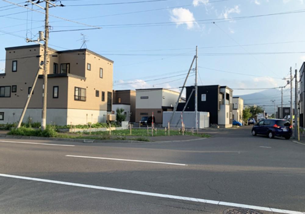 【売土地】札幌市 北区 -