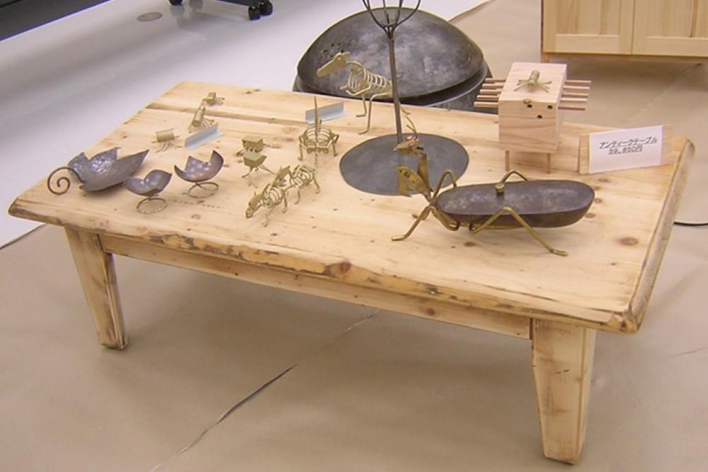 アンティークテーブル -  -  -