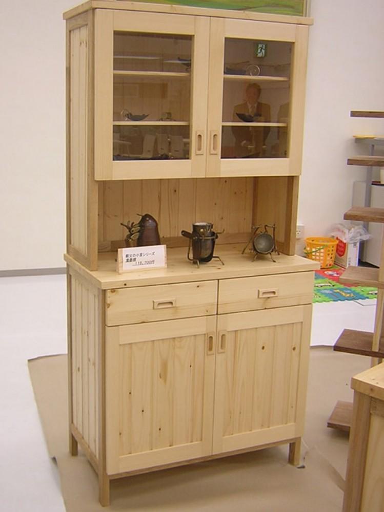 お母さんの食器棚 -  -  -