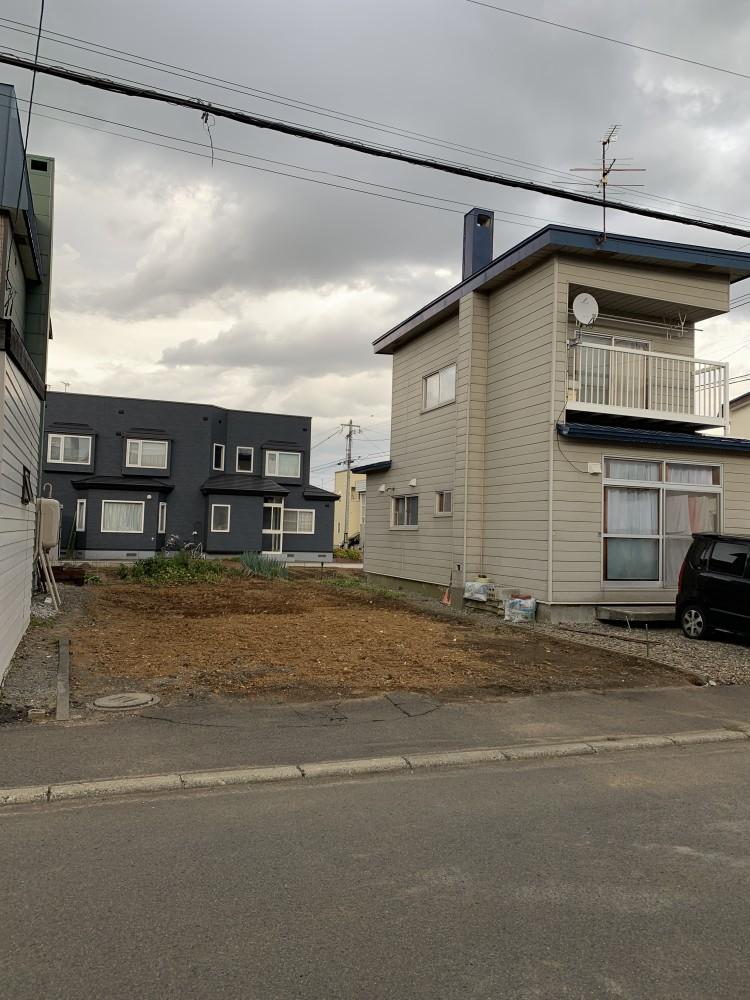 【土地】札幌市 北区 ※更地 -