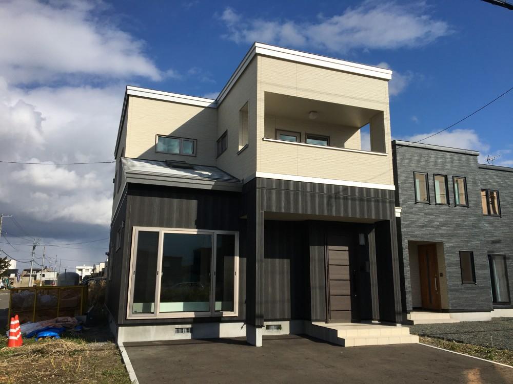 【中古住宅】札幌市北区東茨戸 -