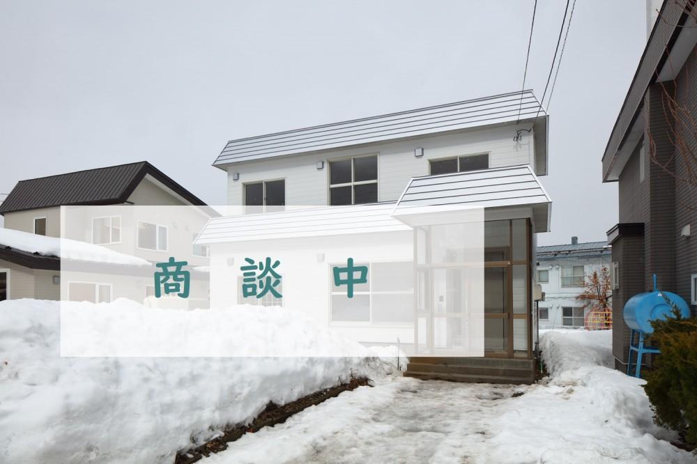 【中古住宅】札幌市豊平区 -