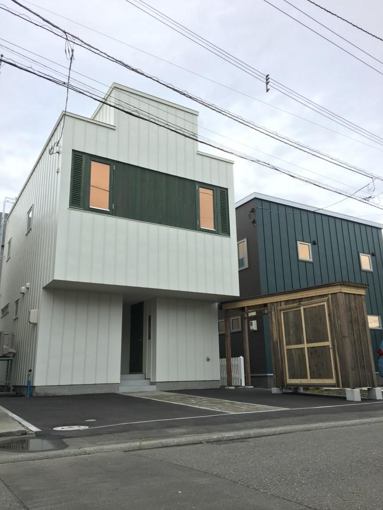【建売】札幌市 北区太平 -