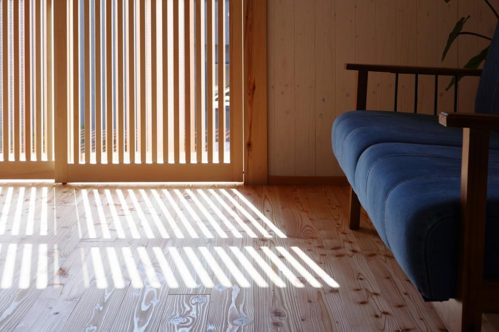 窓から注ぐ光はやわらかく癒されます -  -  -