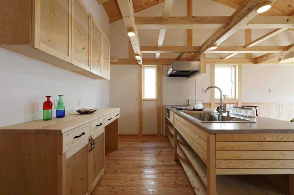 造作キッチン -  -  -