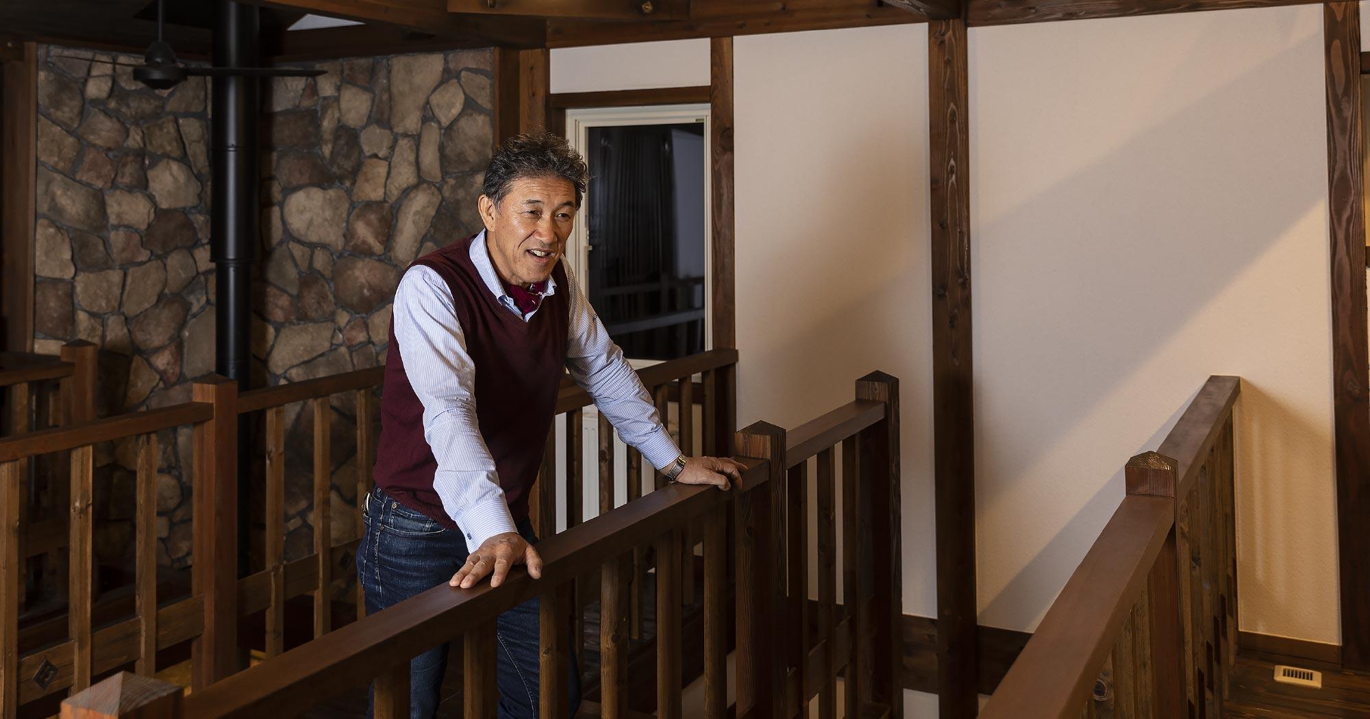 インタビュー:カサシマ工務舎 笠島守