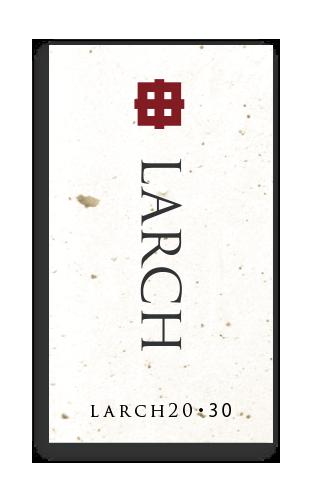 LARCH-LARCH 20・30