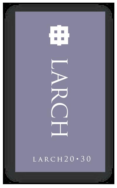 LARCH - LARCH 20・30